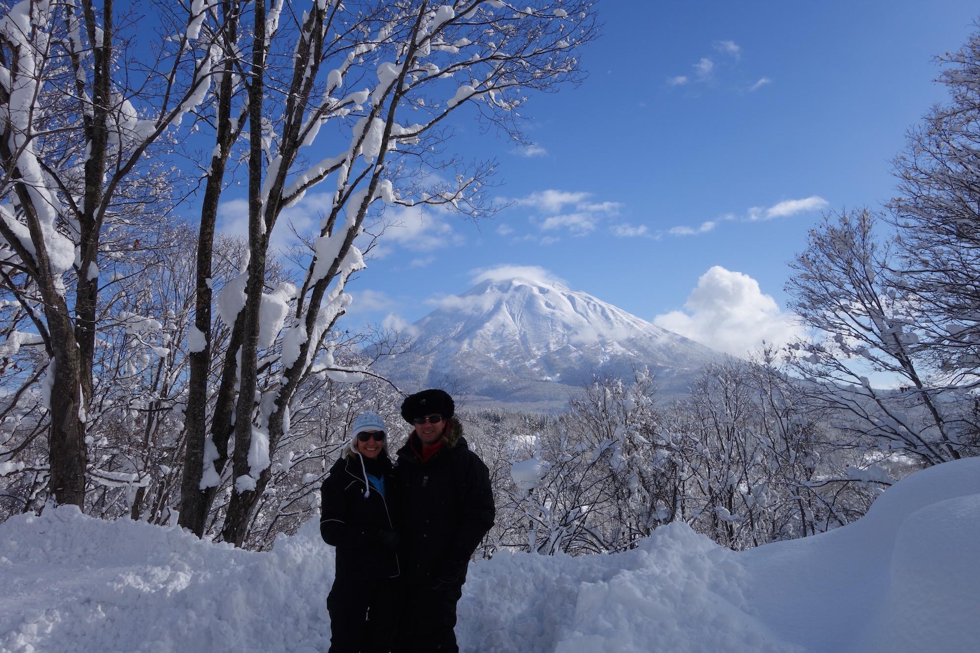 Niseko in Winter